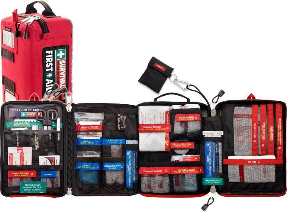 Aid Kits in Your Hunting Pack